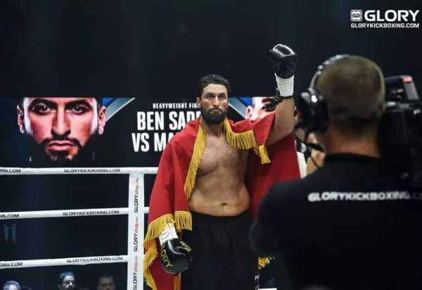 Jamal Ben Saddik sacré champion du tournoi de kick-boxing Glory 62