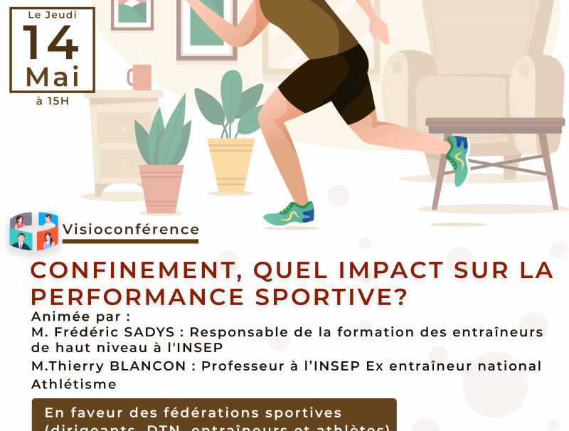 Le confinement, quel impact sur la performance sportive ?